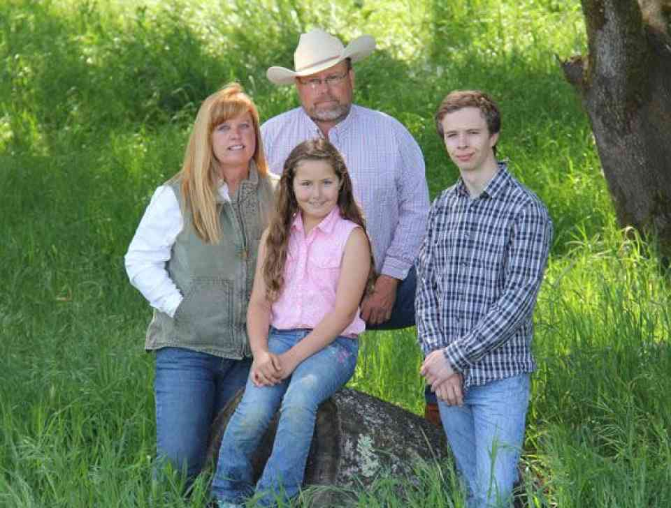 Black Oaks Sheep Dairy is run by the Williams Family