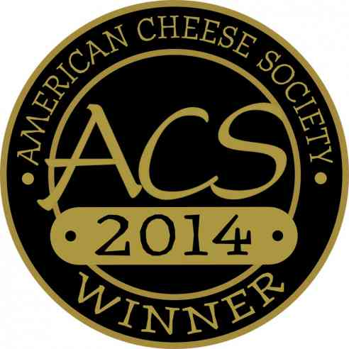 Moolicious Blue cheese was 3rd place winner, American Cheese Society Competition 2014