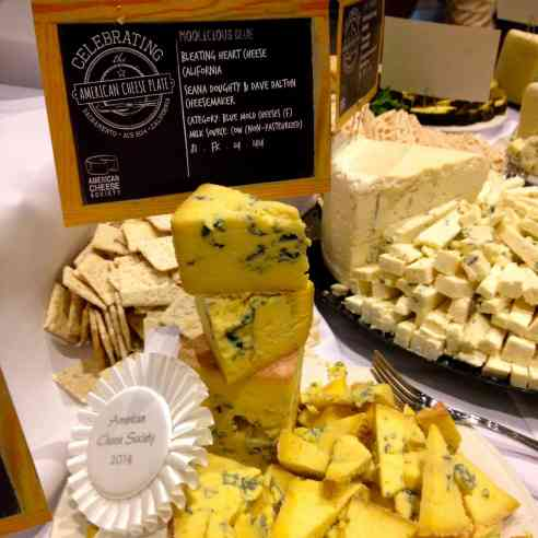 Moolicious Blue cheese at ACS 2014